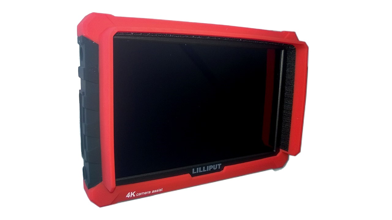 Lilliput A7S 4K able HDMI monitor 7 inch full HD panel