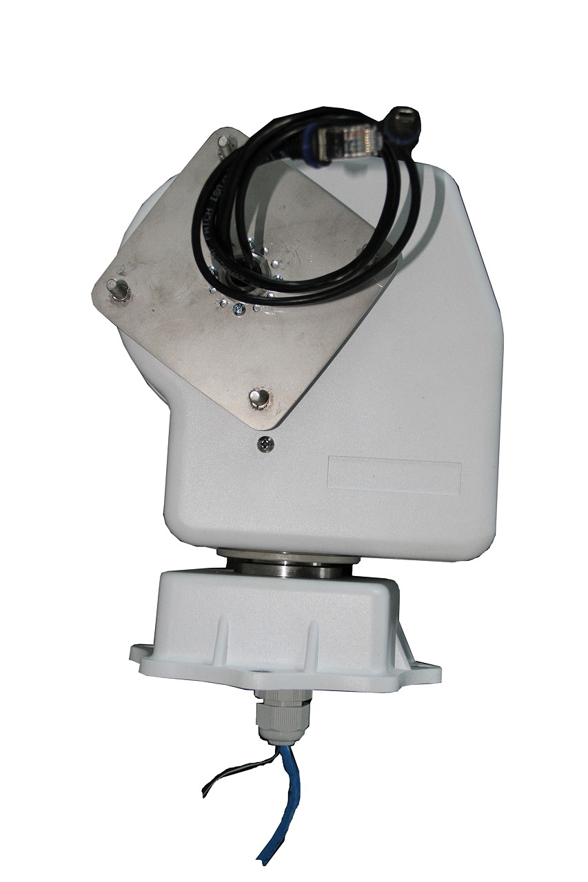 MOBOTIX Pan/Tilthead PT4 Outdoor with 32 memory positions
