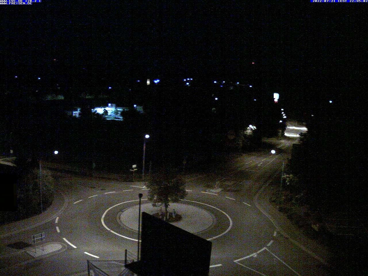 Freisen City Center, Bahnhofstrasse