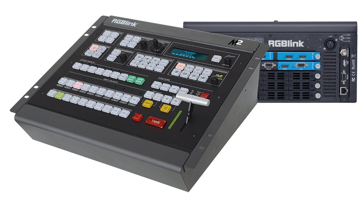 RGBLink CP 3072Pro HD Mixer und Scaler