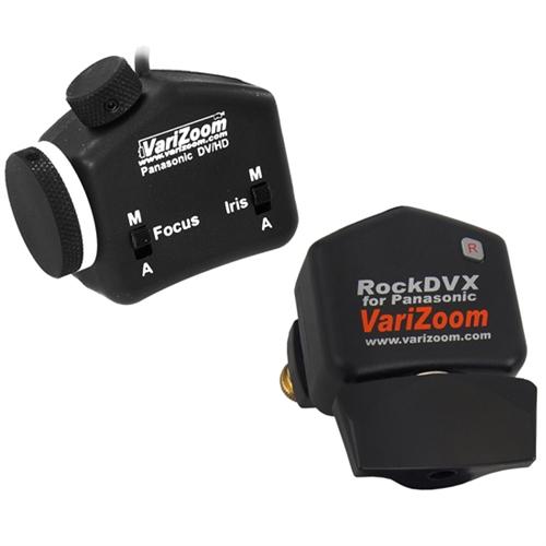 VariZoom VZSROCK-ZFI lens remote SET for Panasonic