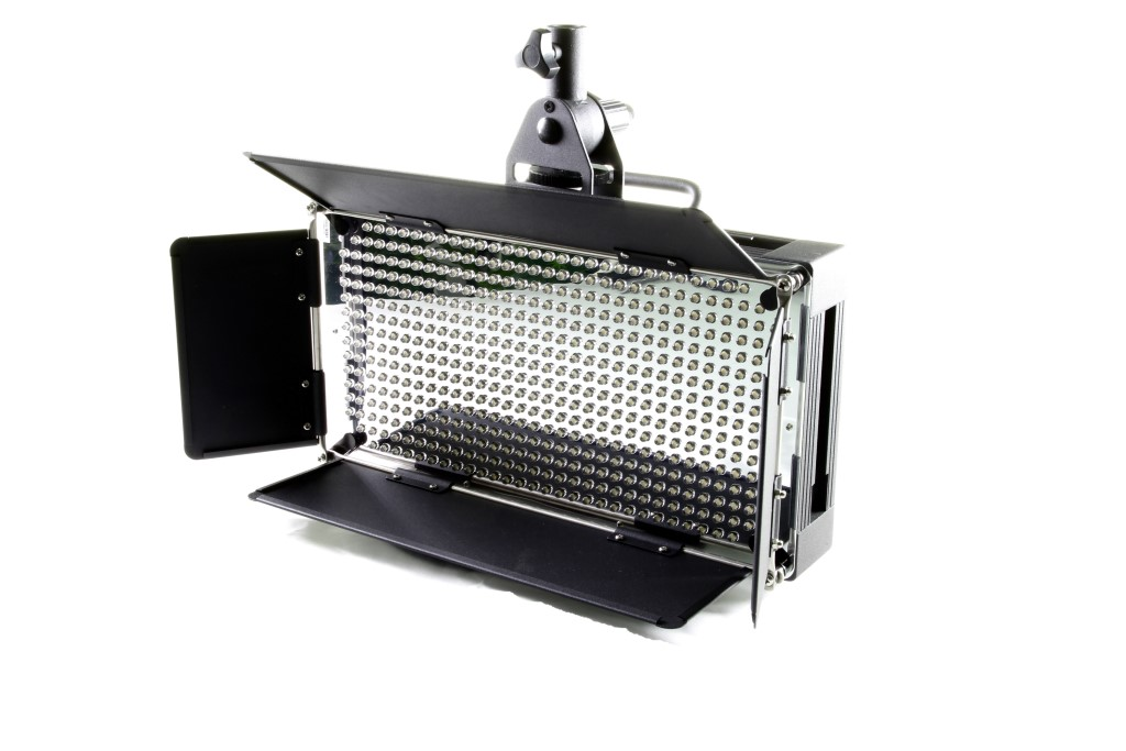 FineVideo LED500AVL LED Studio Light with TouchScreen