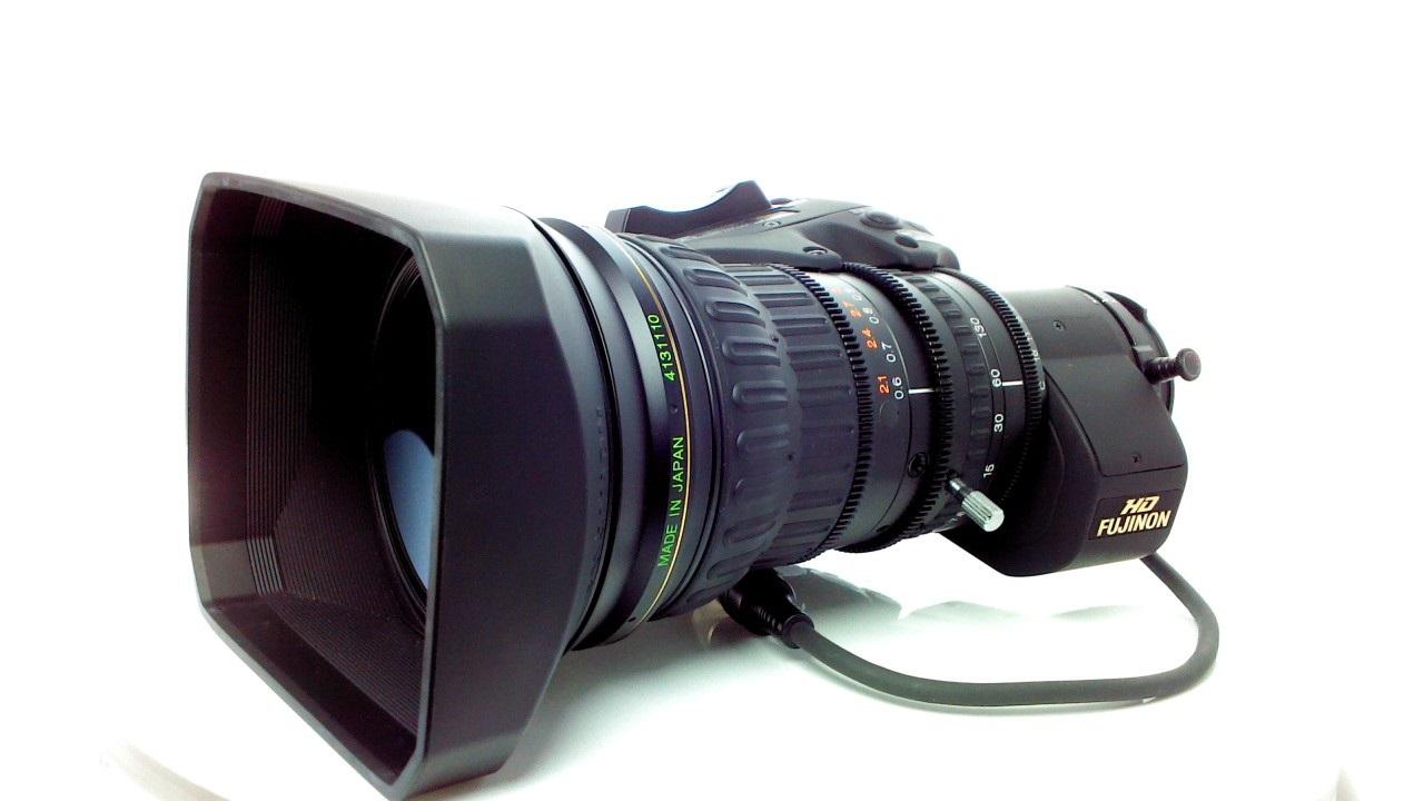 Fujinon Objektiv ZA17x7.6BERM-M58H - like NEW