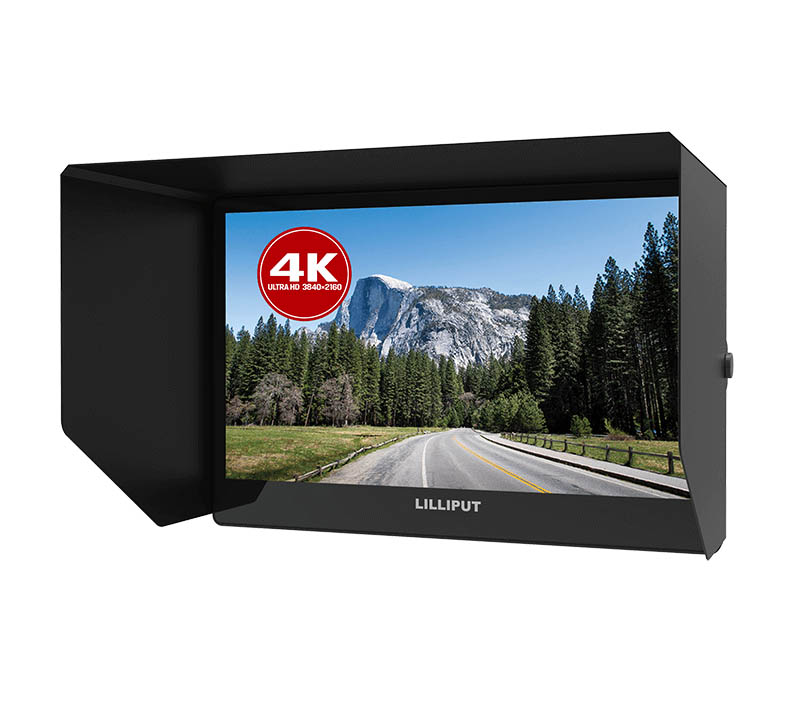 Lilliput A12 4K monitor 12.5 inch 4 x HDMI SDI DP