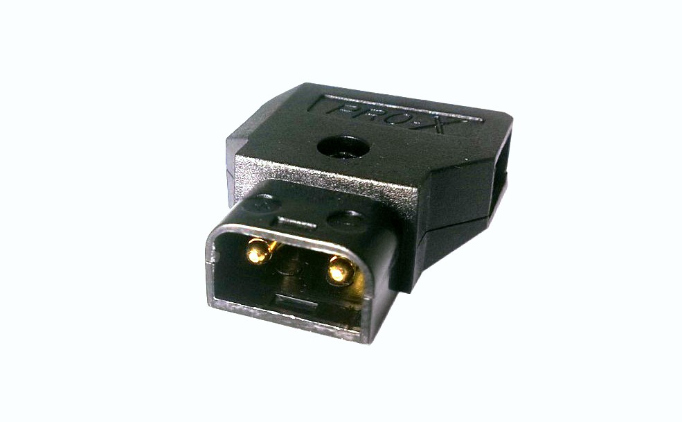 Artikelfoto Powertap D-TAP Stecker Bausatz ( männlich) Lötanschluss