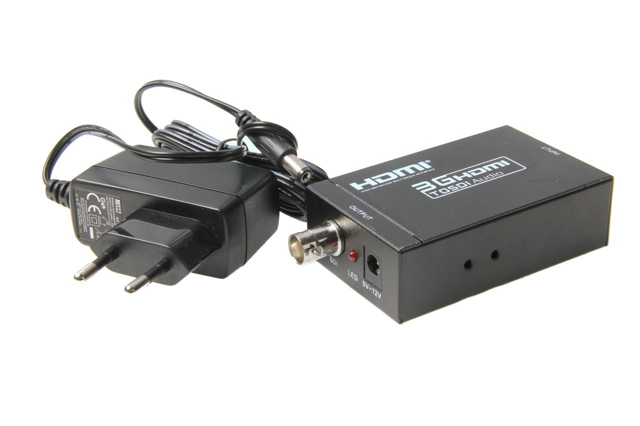 Artikelfoto Mini HDMI nach 3G SDI Konverter FV-HDMI-SDI