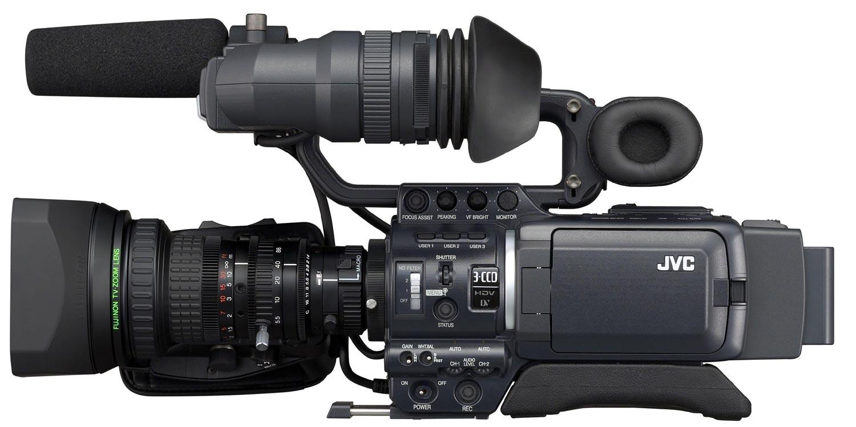 Foto Videokamera JVC GY-HD 110 3CCD HDV-CamCorder gebraucht