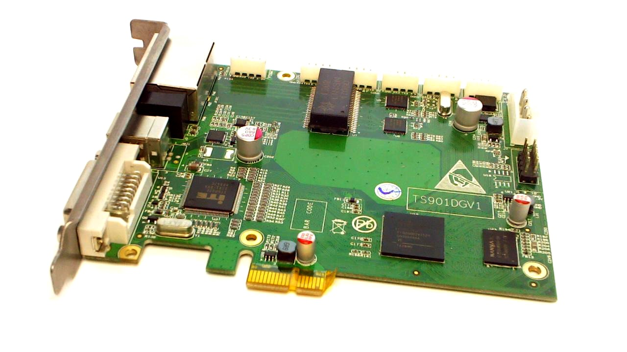 Artikelfoto LINSN Sending Card TS901 für Led Wall PCI-Express