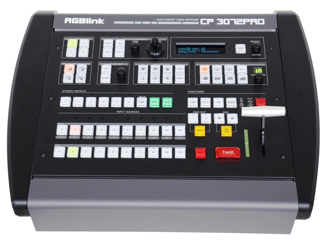 Artikelfoto RGBLink CP 3072Pro HD Mixer und Scaler