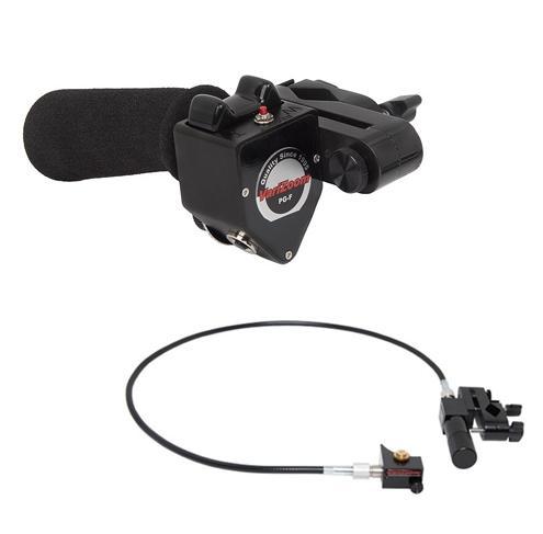 Artikelfoto 1 VariZoom VZSPG350 Hinterkamerabedienung Set Sony PMW320 PMW350 PMW400