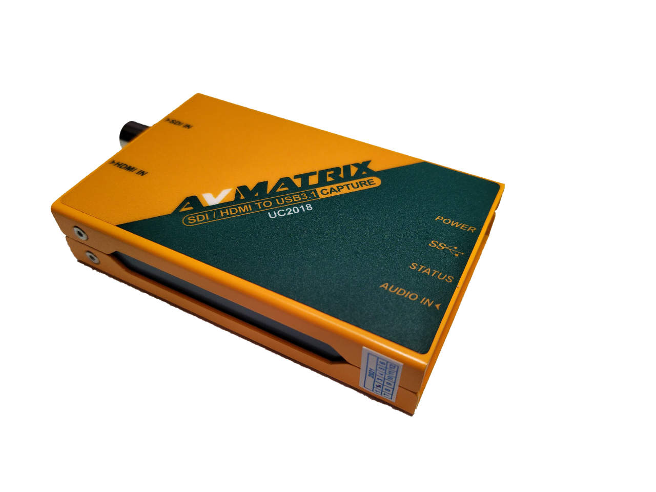 Artikelfoto AVMATRIX UC2018 SDI HDMi Capture zu USB 3.0