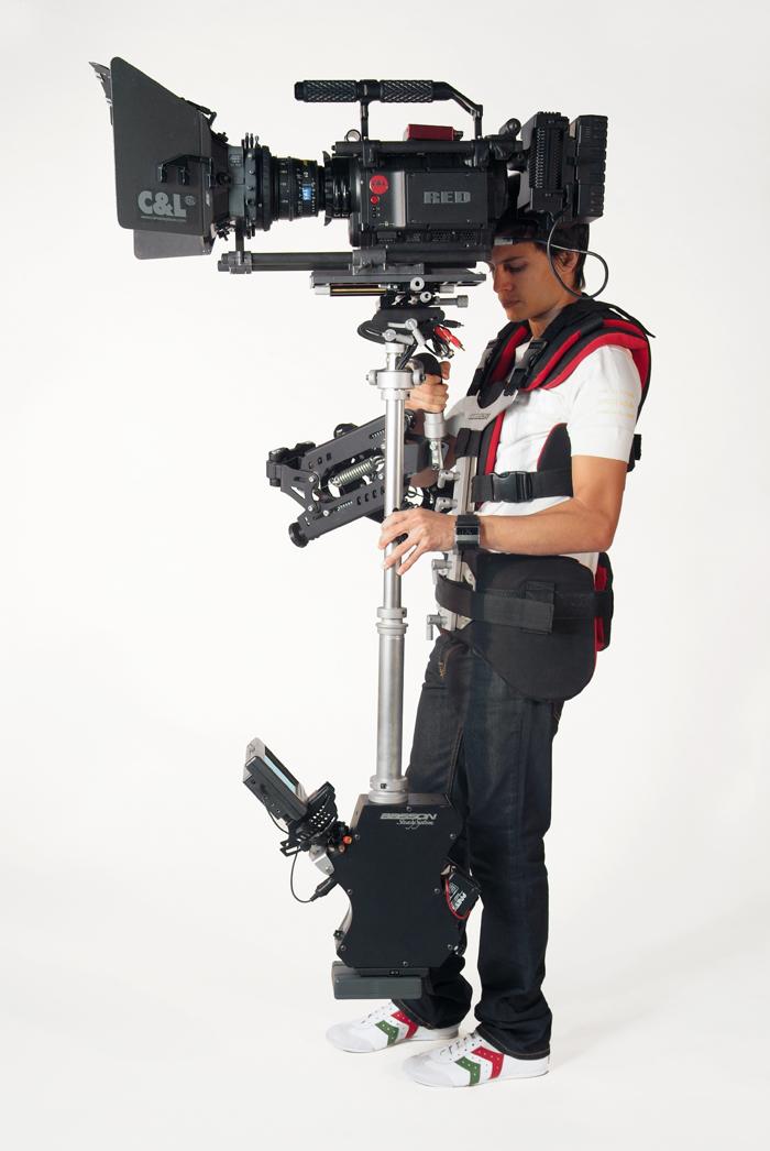 Artikelfoto Basson Steady Silverarrow Pro 6 Kamera Stabilisierung