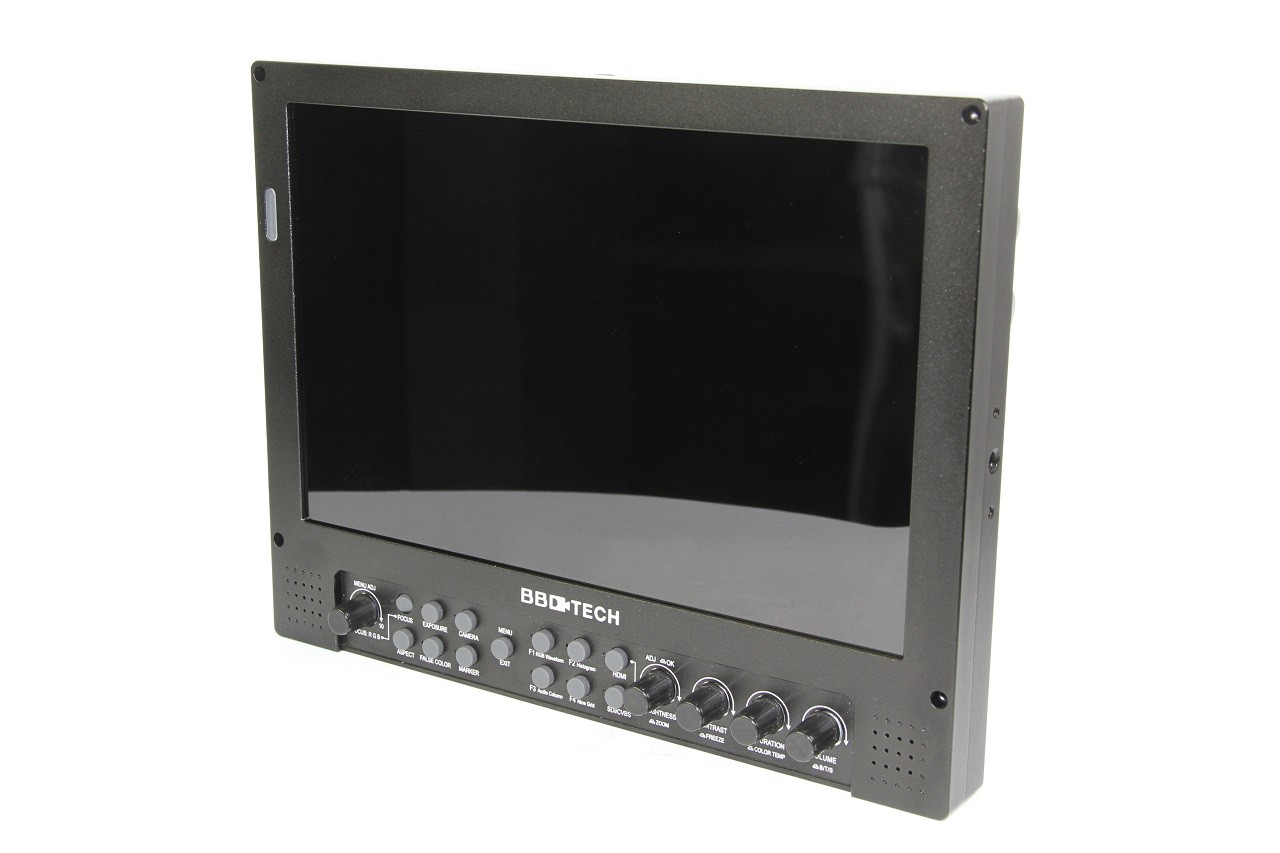 Artikelfoto BBDTECH S901MF 9 Zoll FULL HD Monitor mit 3G-SDI und HDMI