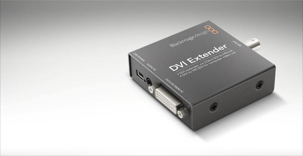 Artikelfoto Blackmagic Design DVI SDI Extender