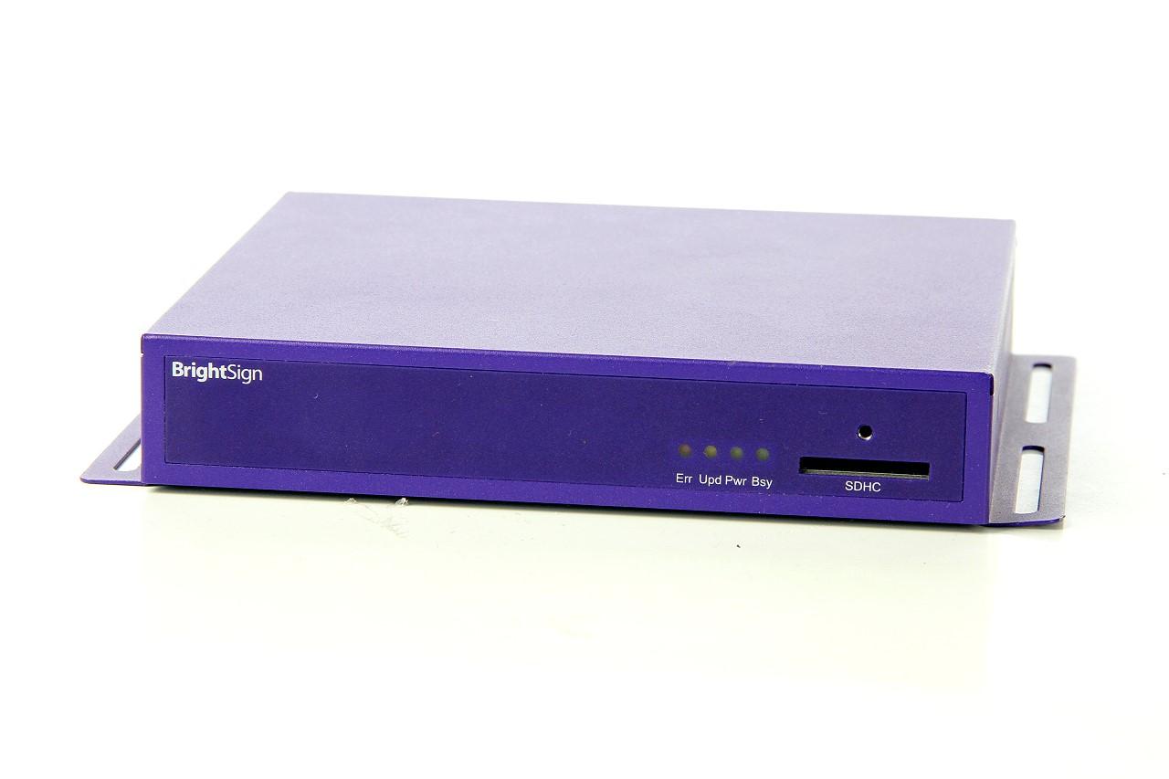Artikelfoto Roku Brightsign HD110 MediaPlayer ( Gebrauchtgerät )