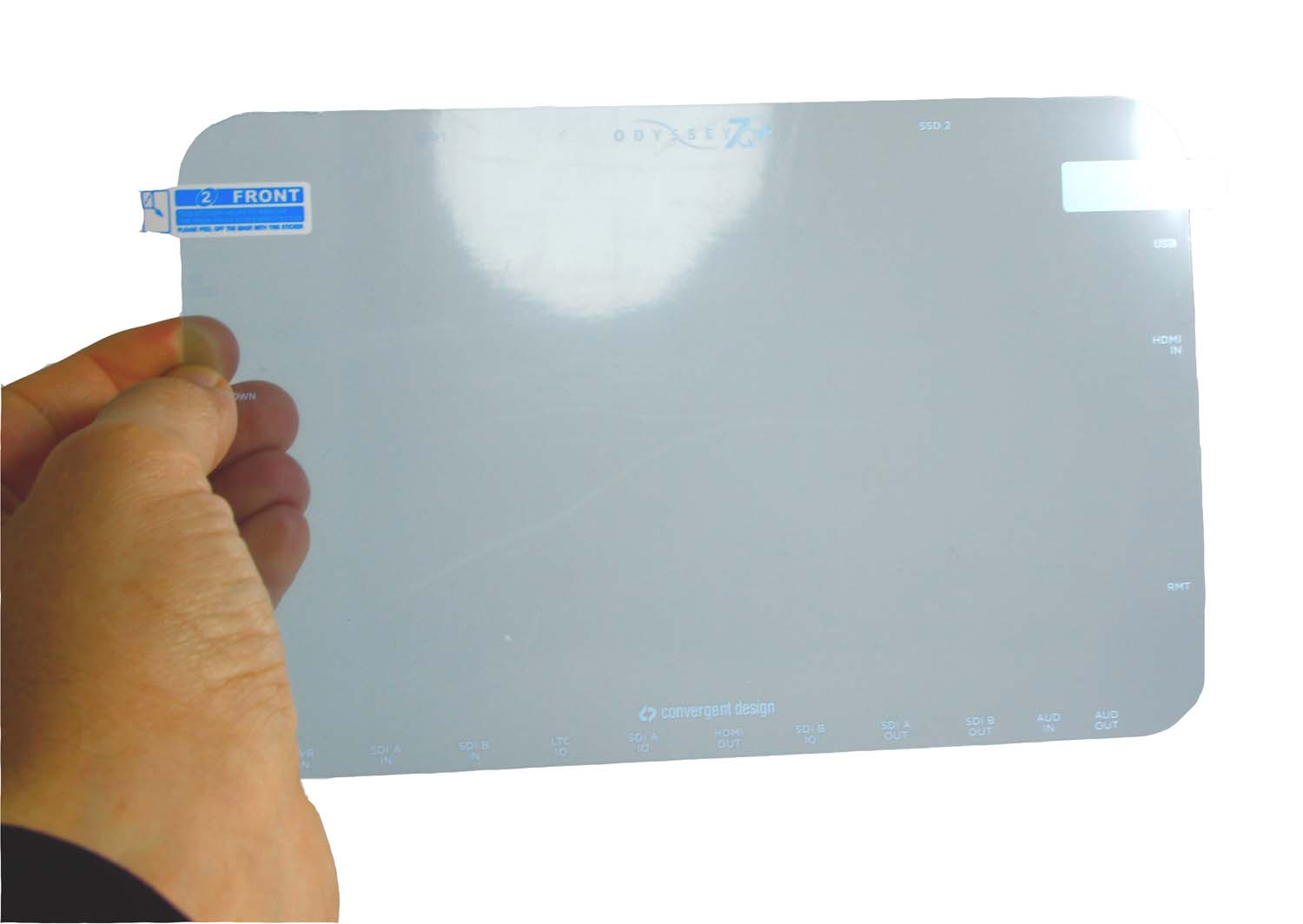 Foto Convergent Design ODYSSEY 7Q + Screen Protector CD-OD-SP-7Q