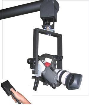 Artikelfoto 1 CTC PT8 Schwenk Neige Kopf für Kamerakran und Stativ Foto und Video