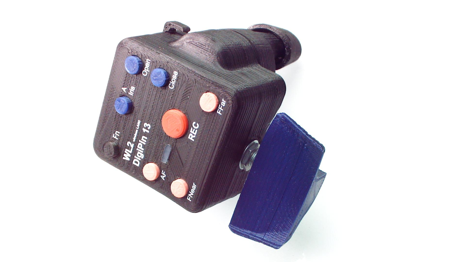 Artikelfoto DigiPin13 WL2 - Drahtloser LANC Controller für Sony Canon JVC und Blackmagic