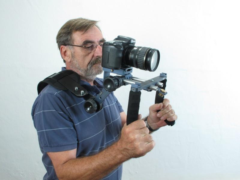 Artikelfoto DVTEC EXtreme Rig Standard - Schulterstütze