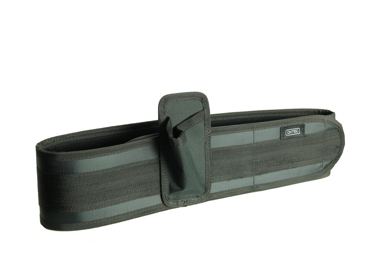 Foto DVTEC gepolsterter Hüftgürtel und Tasche für Federstab