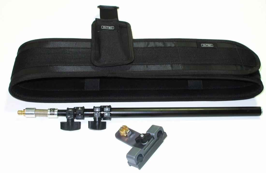 Foto DVTEC universelle 15mm Rod Hüftstütze