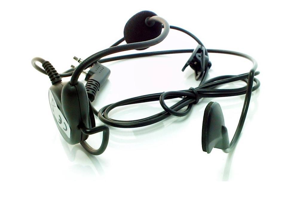 Artikelfoto EARTEC Cyber Headset mit Anschlußkabel für Eartec Ultralite Intercom