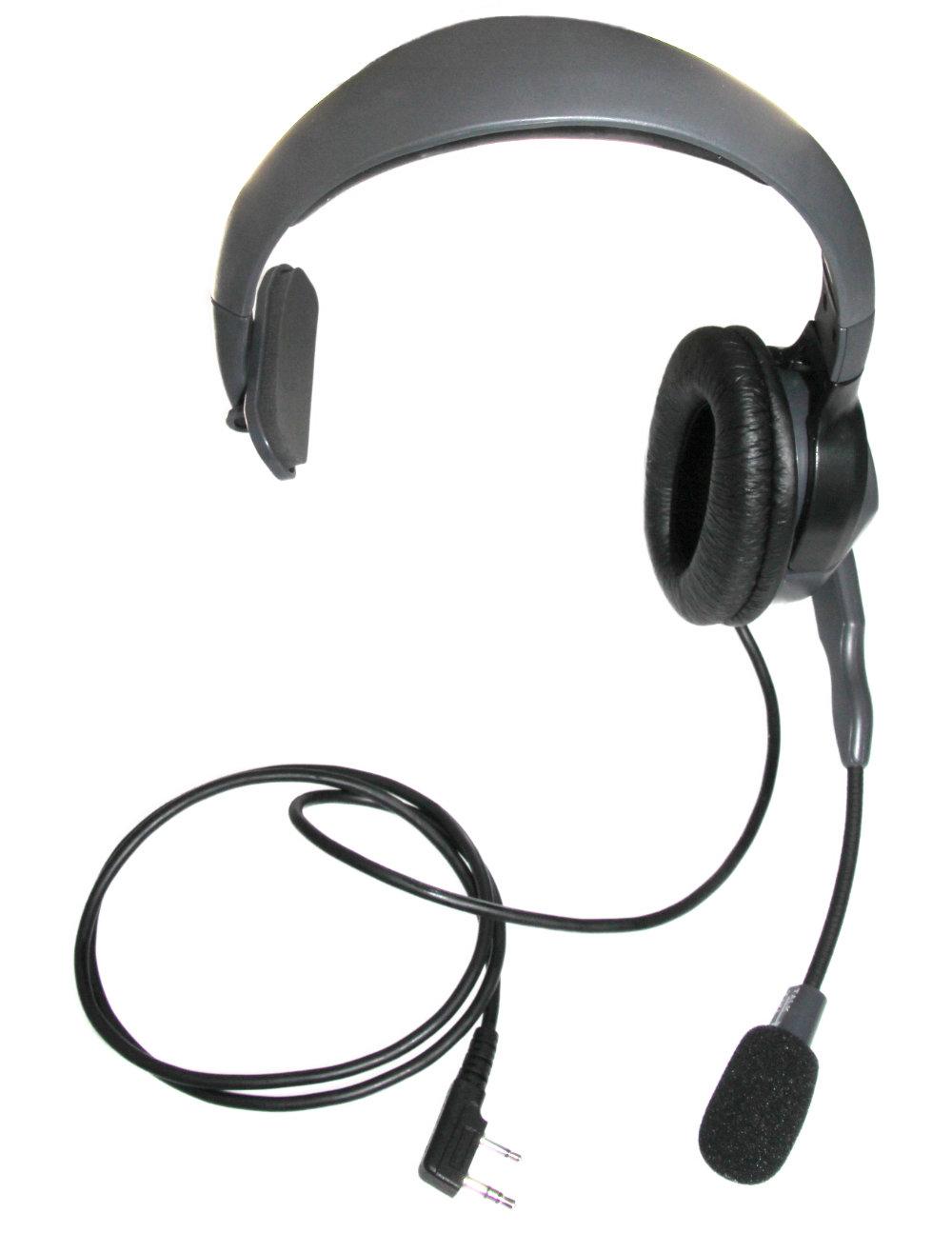 Artikelfoto EARTEC MAX 4G SINGLE Kopfhörer-Mikrofon Headset