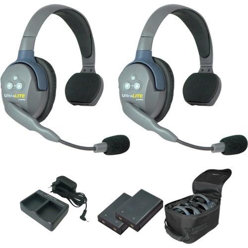 Artikelfoto EARTEC Wireless Intercom UltraLITE HD Single für 2 Personen UL2S-HD