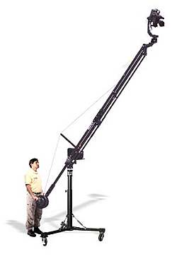Artikelfoto EZFX JIB Extension KIT 4 Foot  1.20 Meter
