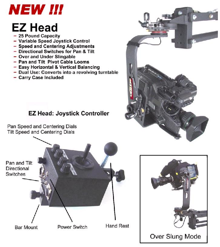 Foto EZFX Head RPT 25 Remote Head