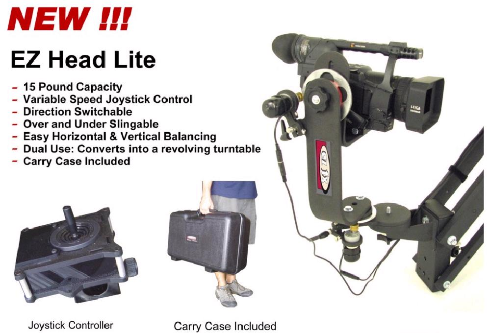 Foto EZFX Head Lite RPT 15 Remote Head