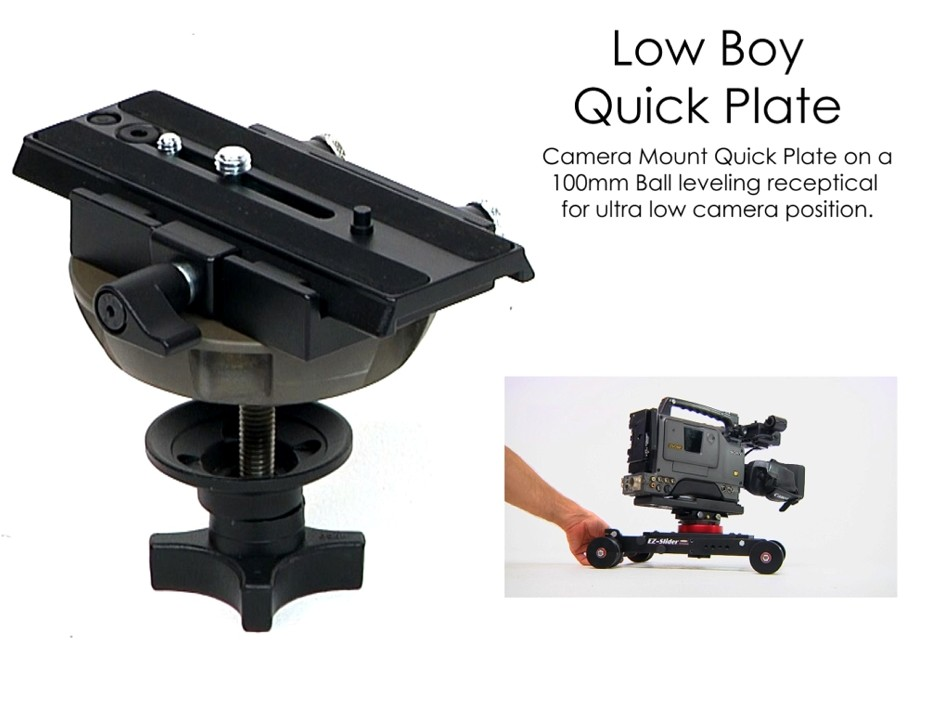 Foto EZFX EZ-Slider Low Boy Quick Plate