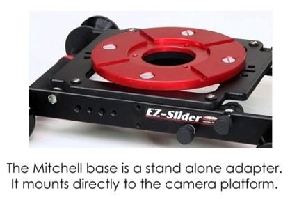Artikelfoto 1 EZFX EZ-Slider Mitchell Montageadapter
