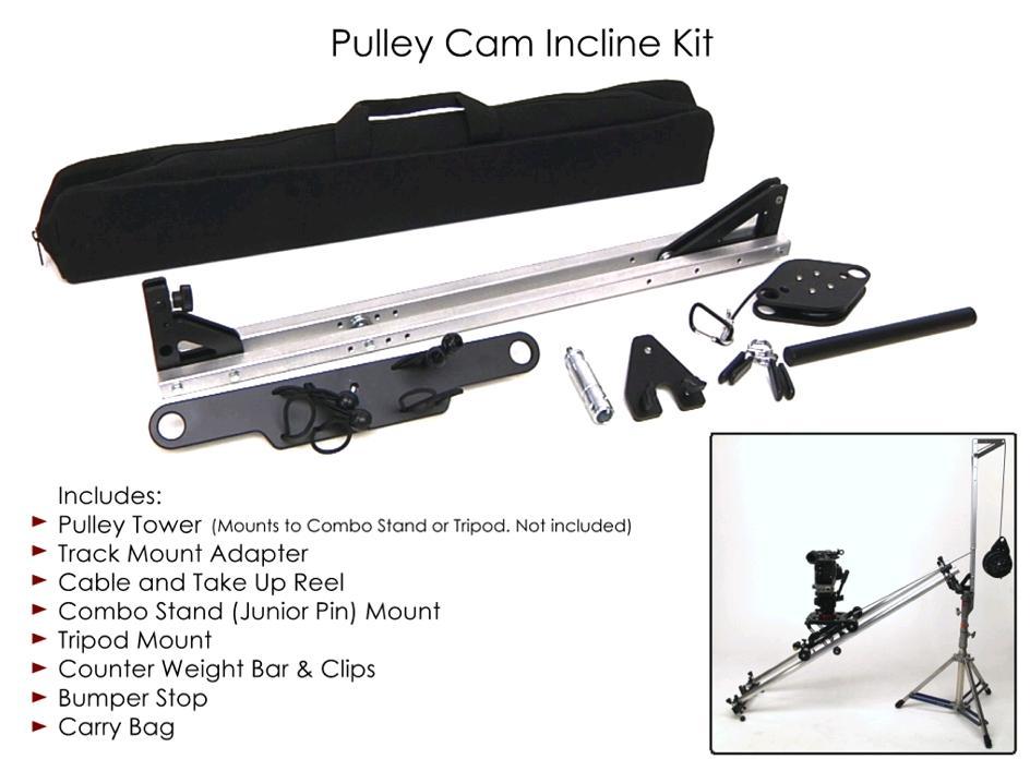 Artikelfoto 1 EZFX EZ-Slider Pulley Cam Incline Kit
