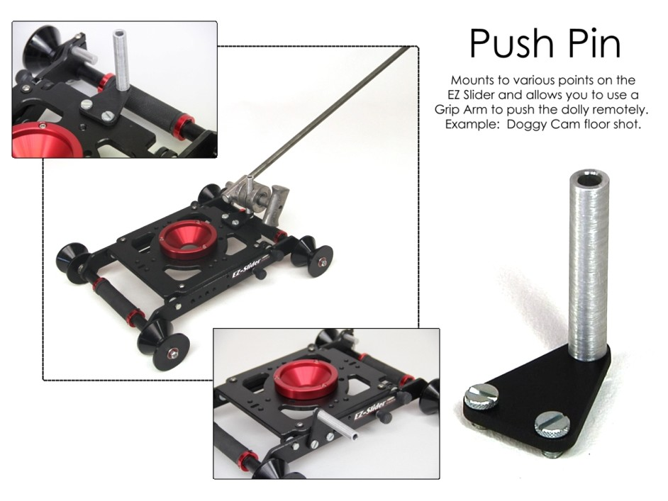 Foto EZFX EZ-Slider Push Pin