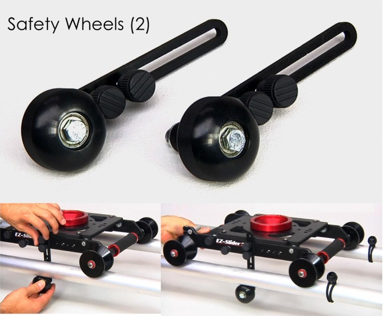 Foto EZFX EZ-Slider Safety Wheels