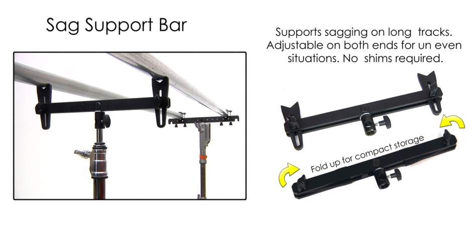 Foto EZFX EZ-Slider Sag Support Bar