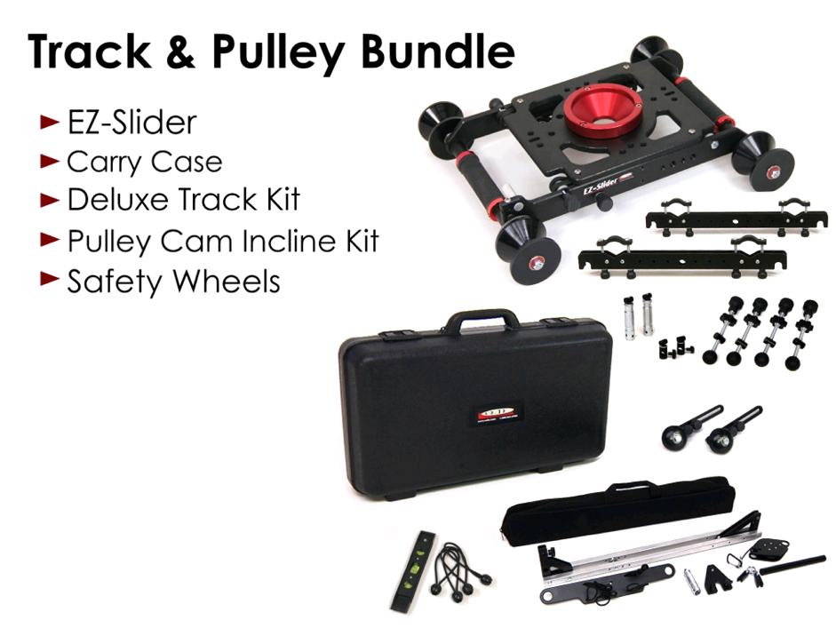 Foto EZFX EZ-Slider Track and Pulley Bundle