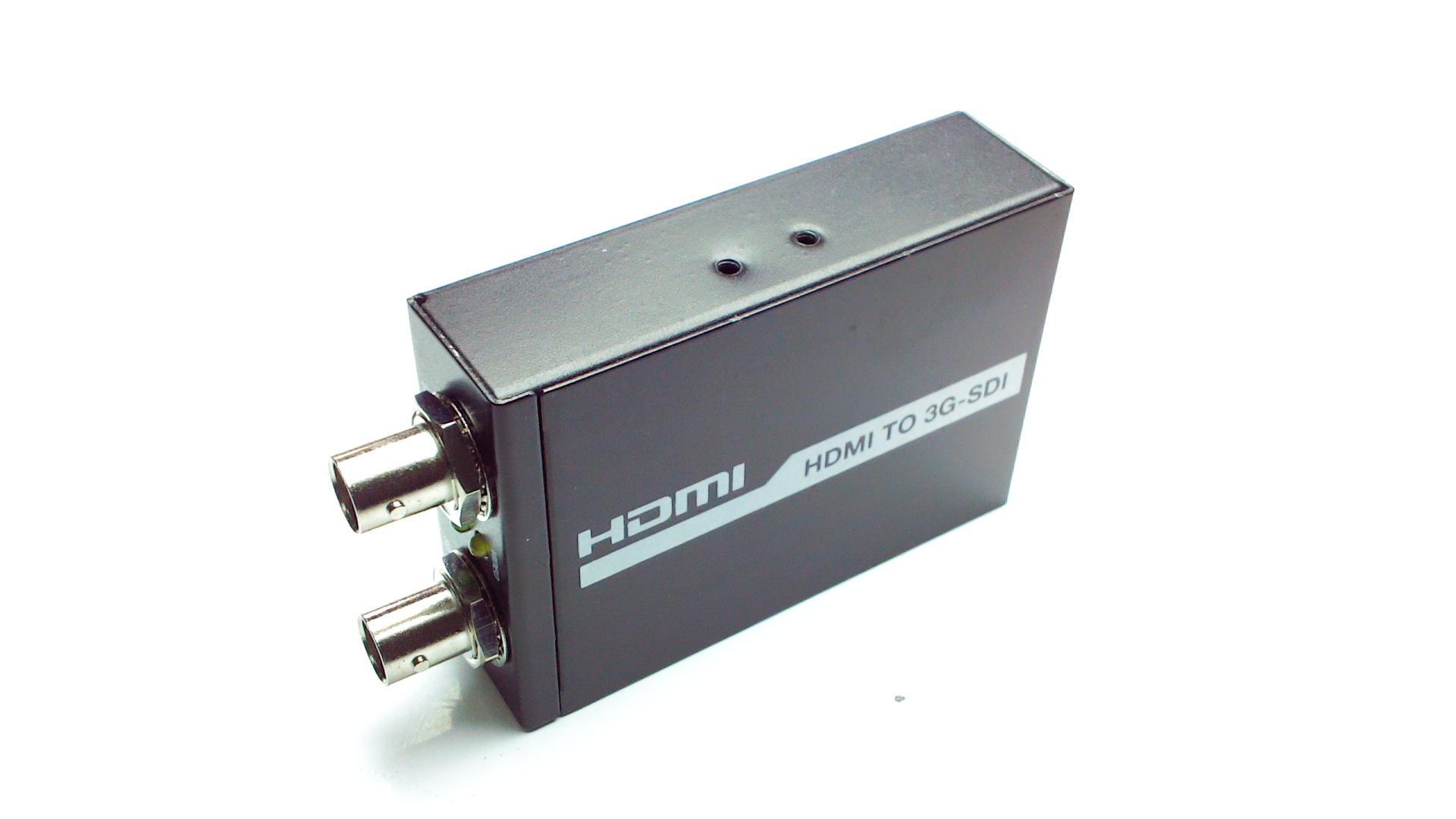 Artikelfoto Mini HDMI nach 2 x 3G SDI Konverter FV-HDMI-2xSDI 10-Bit