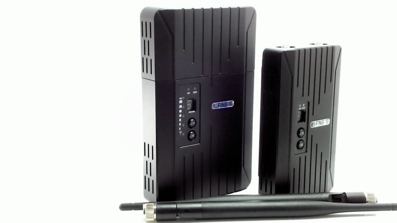 Artikelfoto FineVideo drahtlose HDMI und 3G-SDI Übertragung bis 150 Meter FW15058A in Echtzeit