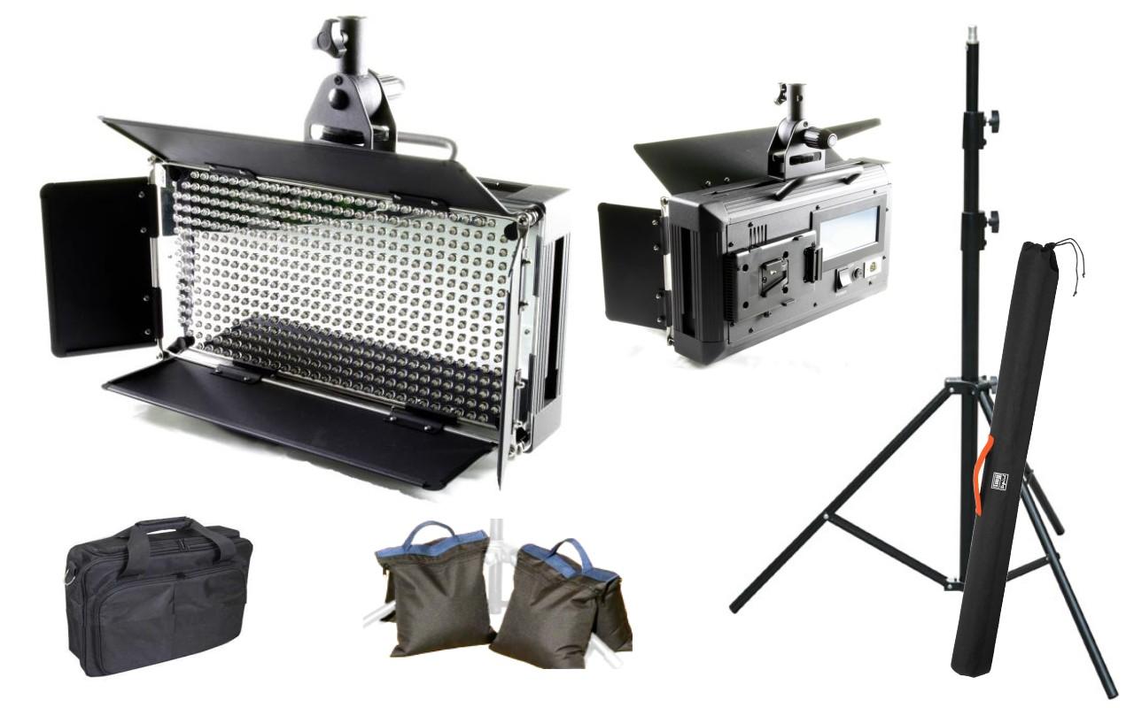 LED Videoleuchten für Studio