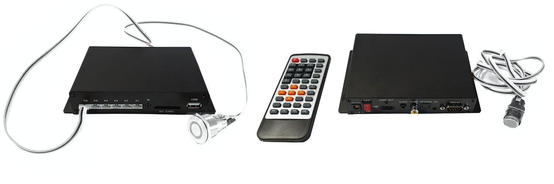Artikelfoto FineVideo MediaPlayer mit 6 Schalteingängen - Loop Player LP2