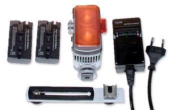 Artikelfoto LED Kameralicht Digi Pro80 Kamera Licht - KomplettSet
