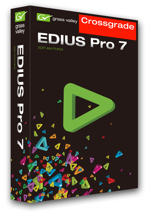 Foto Grass Valley EDIUS Pro 7.0 Crossgrade