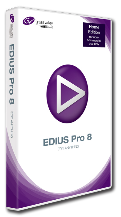 Foto Grass Valley EDIUS Pro 8 Home Edition