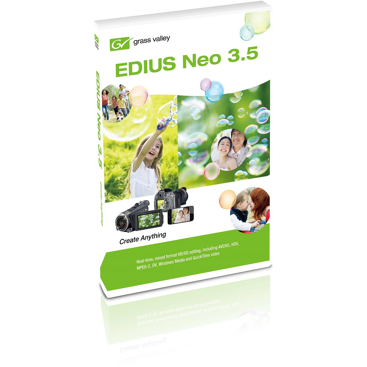 Foto EDIUS Neo 3.55 Videoschnitt Software VollVersion