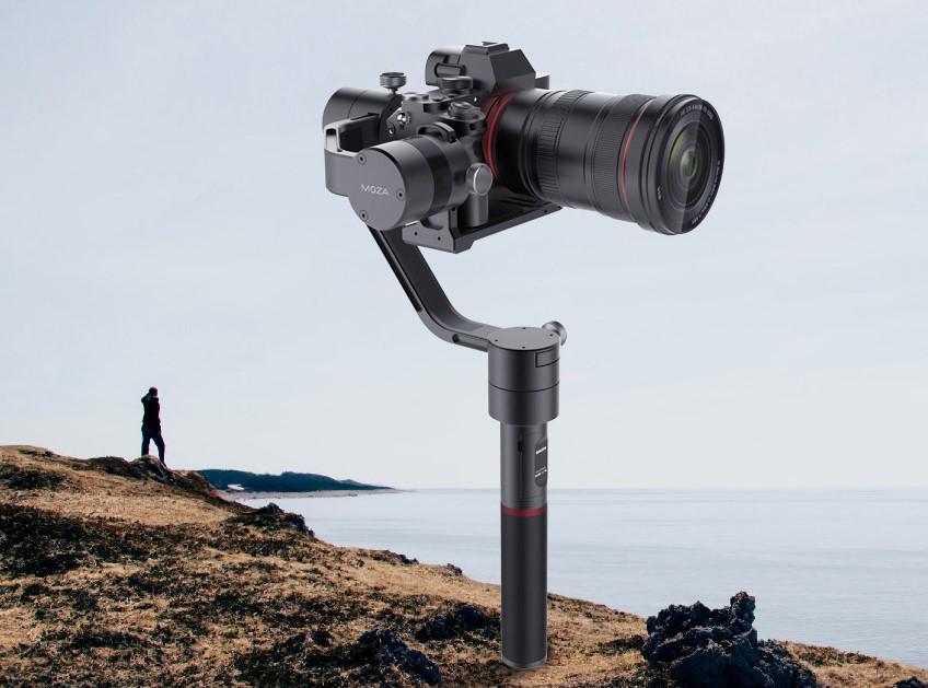 Artikelfoto 3 Achsen GIMBAL Gudsen MOZA AIR für Kameras bis 2.5 Kg