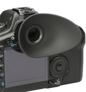Artikelfoto 1 Hoodman H-EYEC18G Augenmuschel für Canon SLR