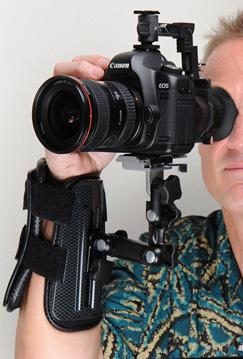 Foto Hoodman WristShot H-WS1 für DSLR und Video