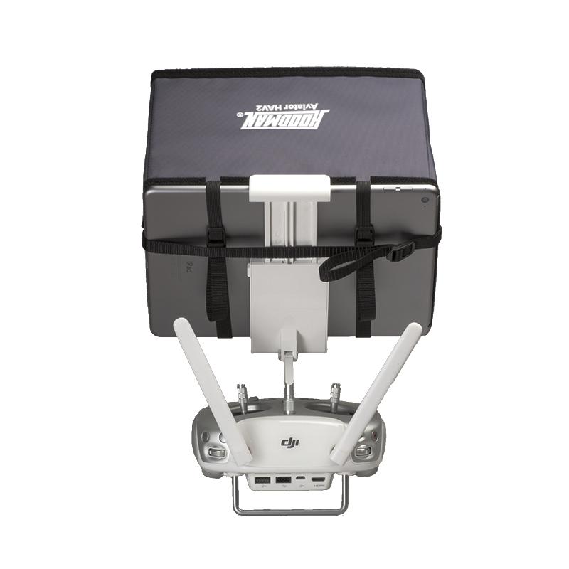 Artikelfoto Hoodman HAV2 Sonnenschutzblende für Drone Aviator hood for the iPad Air Air2